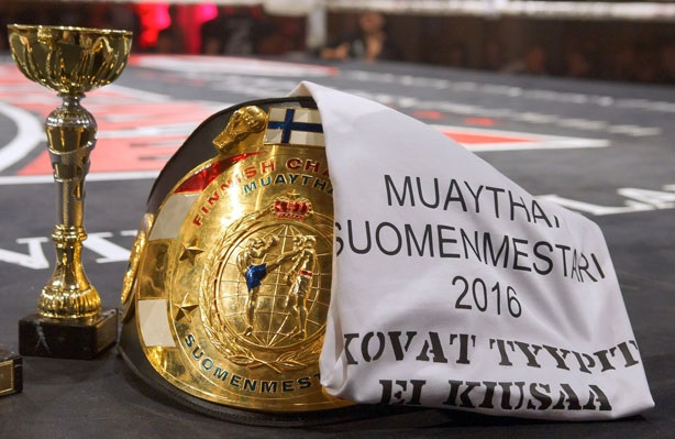 Kuva: Porvoo Thaiboxing Club